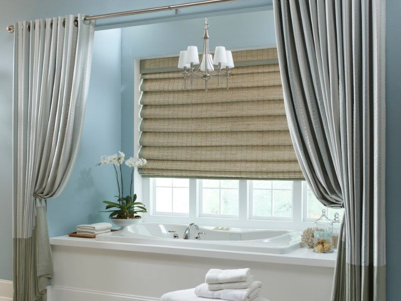 35 Bathroom Curtain Ideas 2020 Lightening Up The Bathroom Home