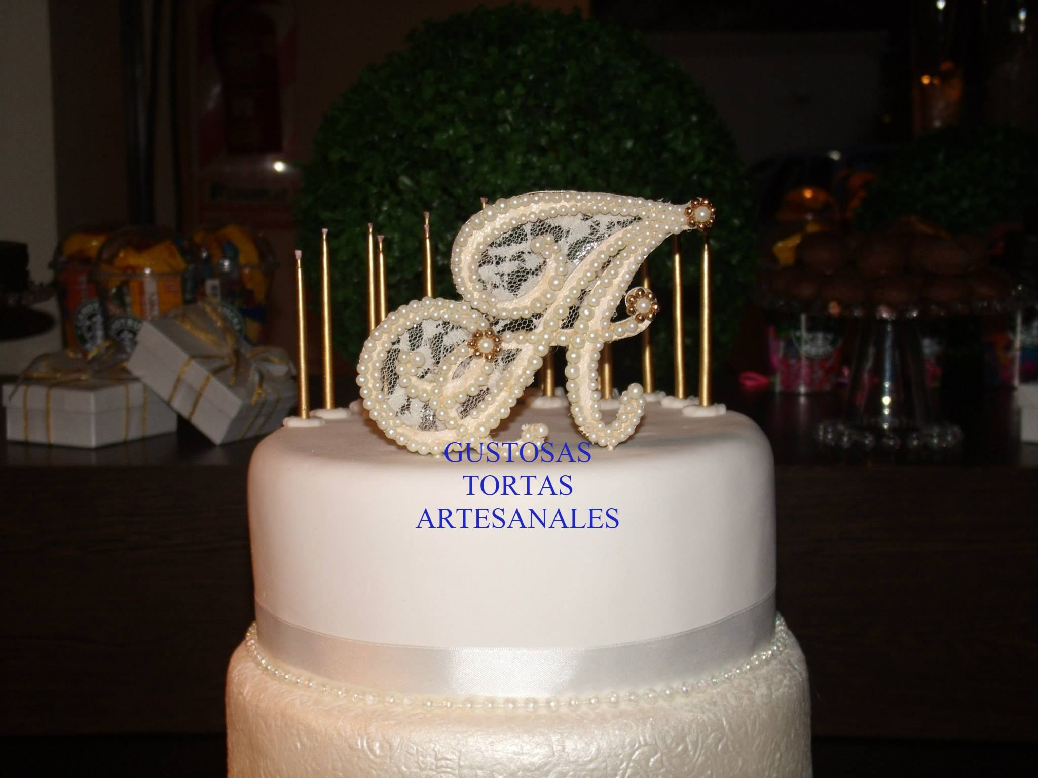 Pin by MONICA GUSTOSAS TORTAS ARTESANALES on CAKES 15 YEARS