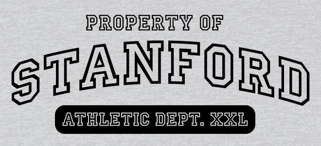 STANFORD varsity outline font - Google Search | Website inspiration