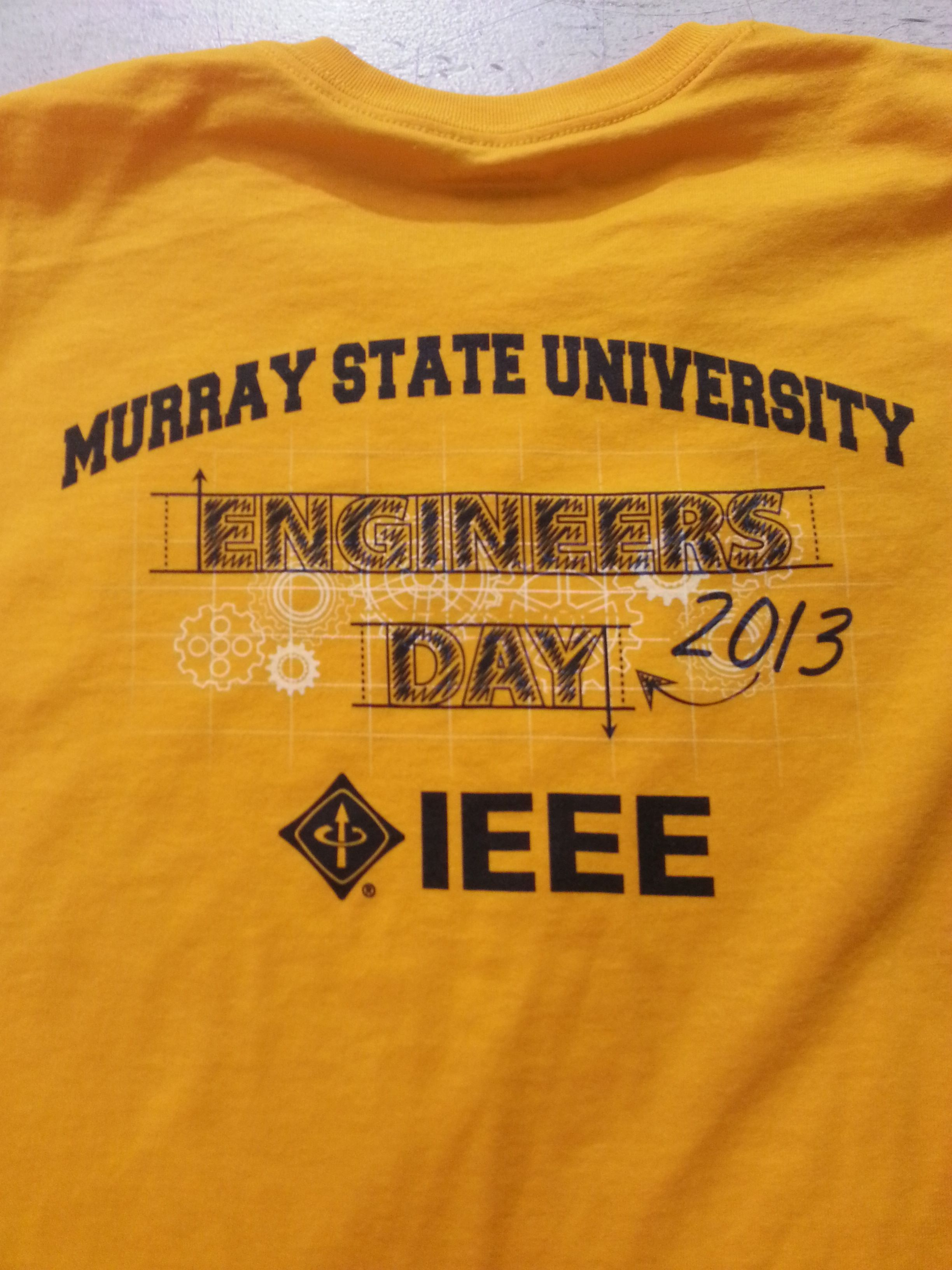 Hultman Screen Printing http://www.hultman-inc.com/ Murray State Engineers Day