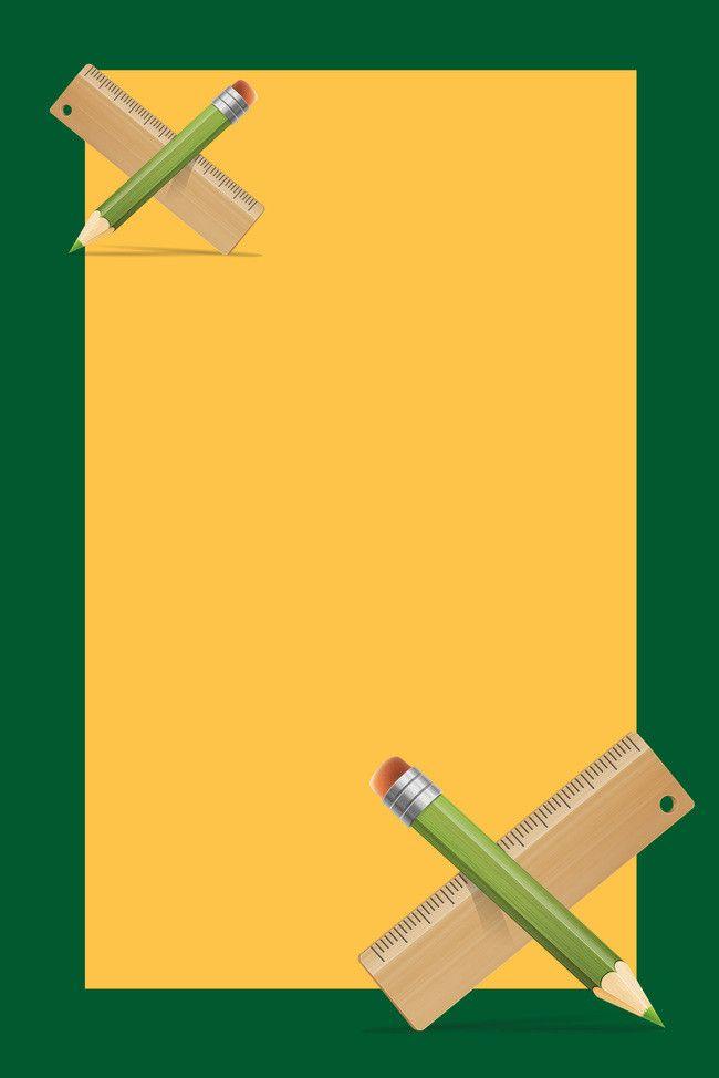 دبوس طبعة الأعمال اللافتة الخلفية الرمز Stationery Learning Poster