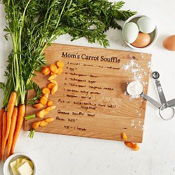 Family Recipe Cutting Board Put It On My List \u003e Pinterest