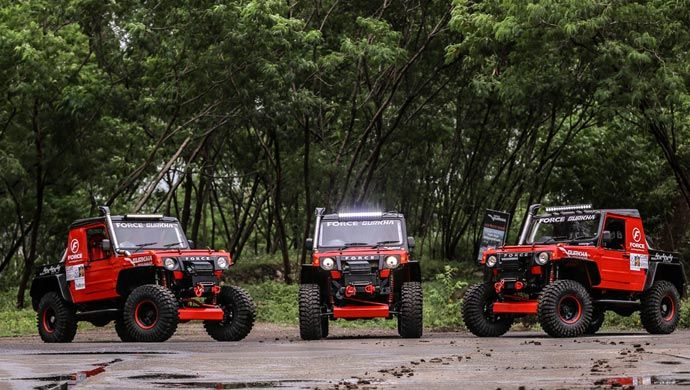 Team Gurkha To Defend Title In Rfc 2015 Motown India Motown