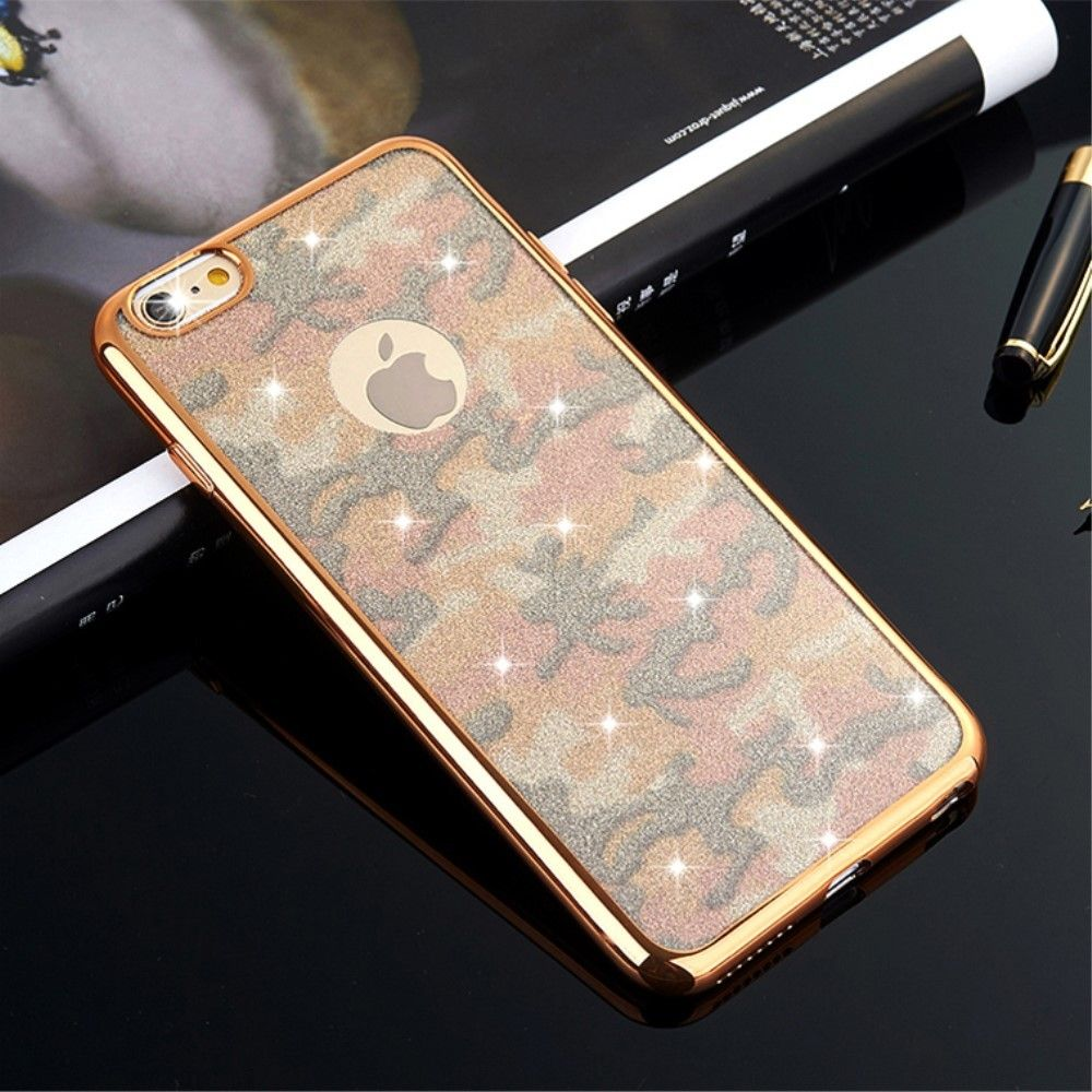 coque iphone 6 plus / 6s plus glam camouflage | iphone 6 plus / 6s