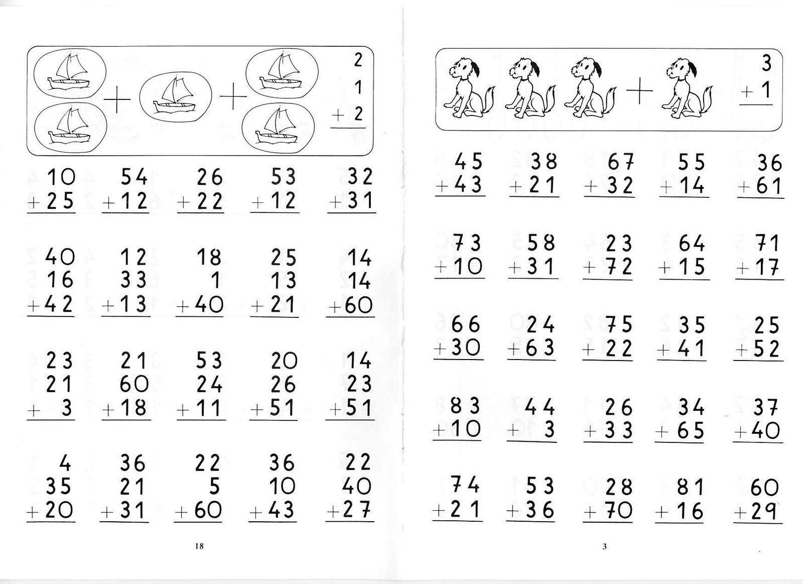 Resultado De Imagen Para Ejercicios De Matematicas Para