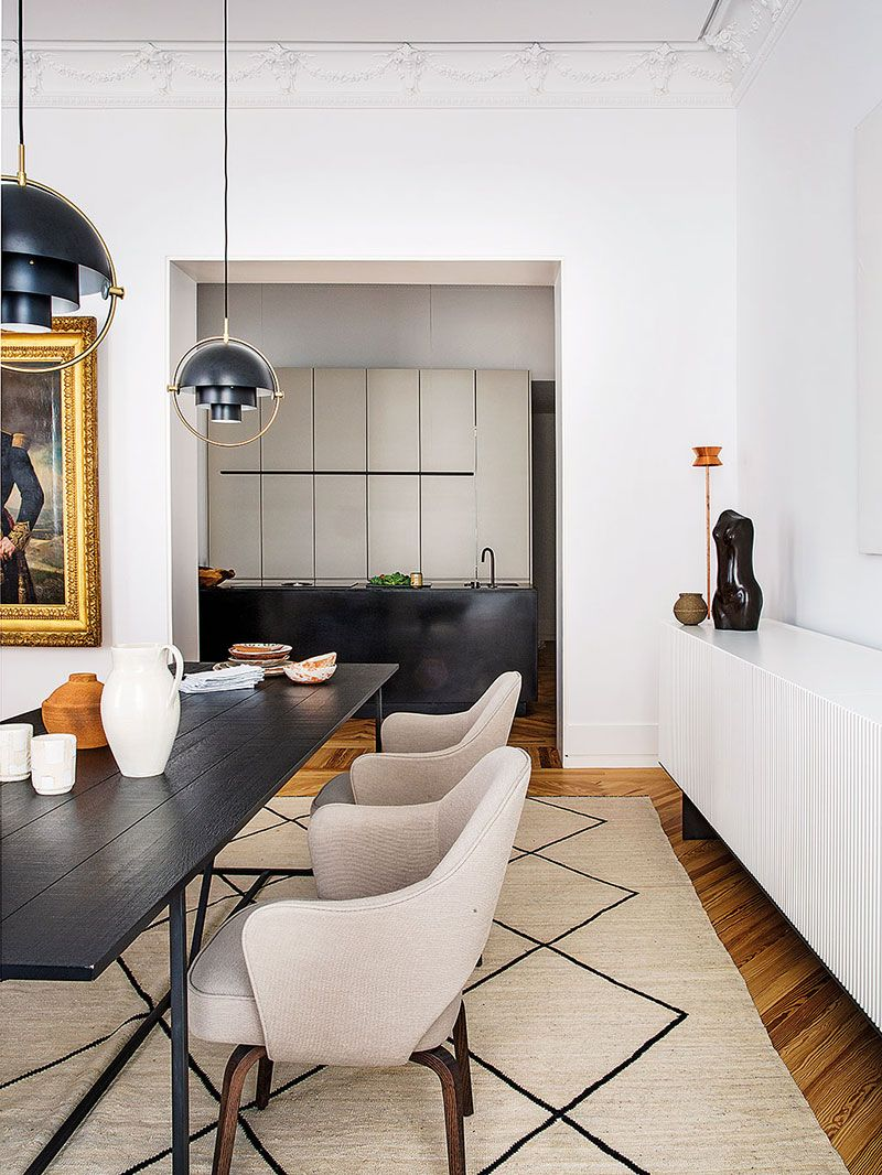 Architect S Airy Modern Apartment In Madrid Photos Ideas
