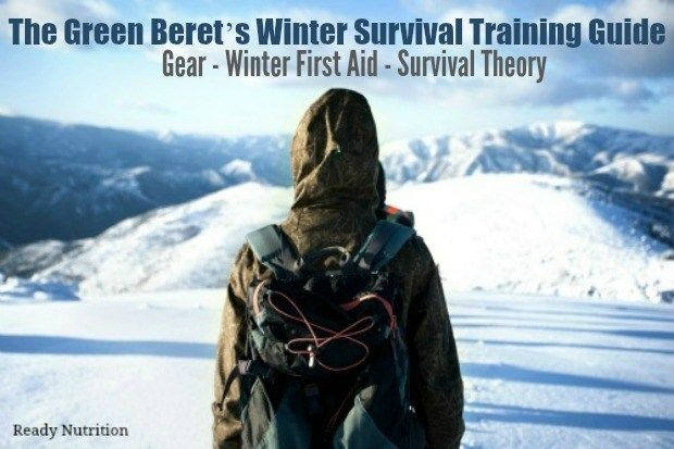 The Green Beret's Winter Survival Training Guide | Ready Nutrition