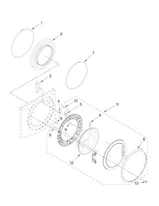 Whirlpool Automatic Washer Parts
