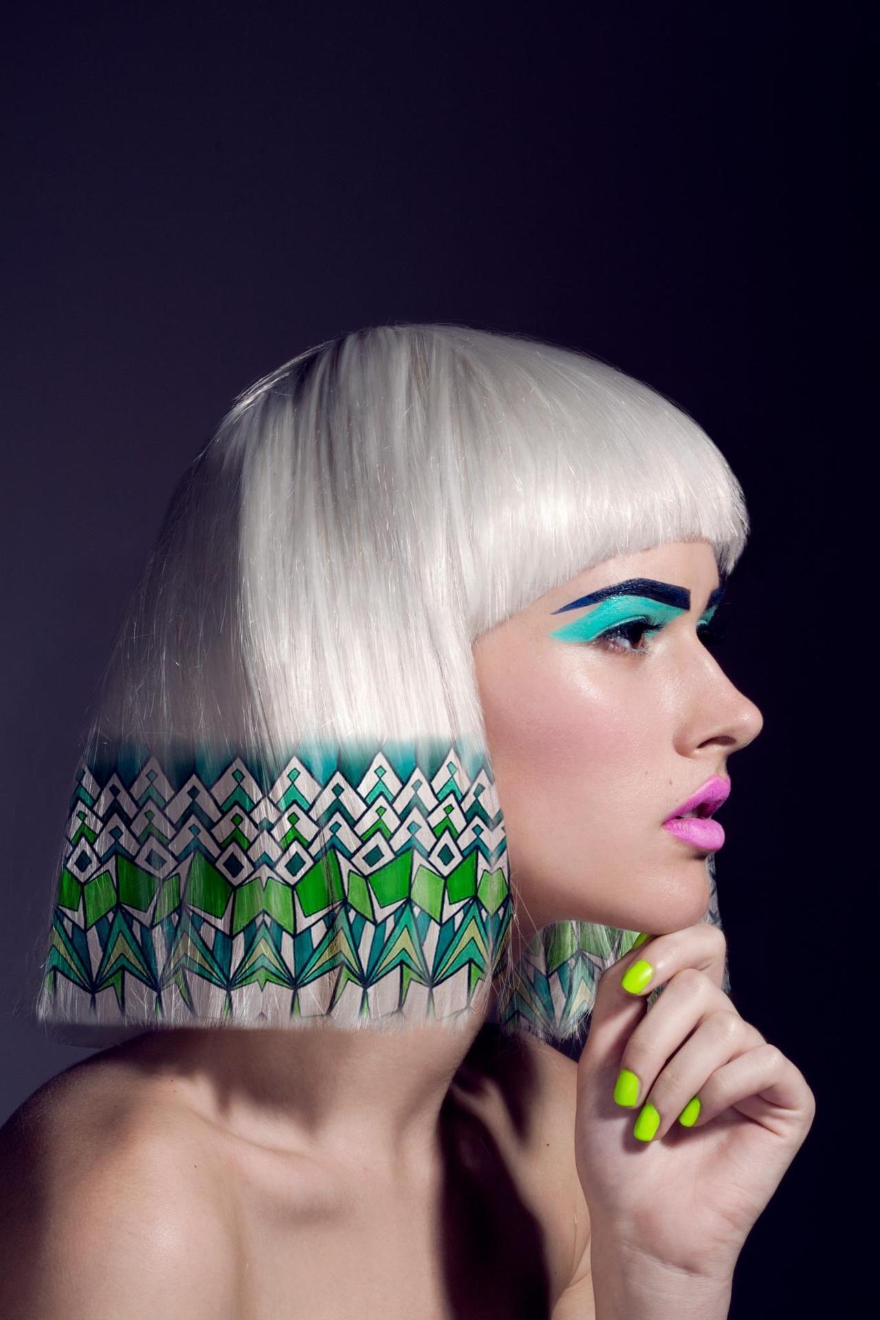 Artwork pinterest hair makeup and hair styles