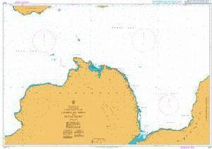 British Admiralty Nautical Chart 4471: Mindanao North West Coast. Lanboyan Point to Initao Point