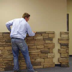Why Urestone Faux Stone Walls Fake Stone Wall Faux