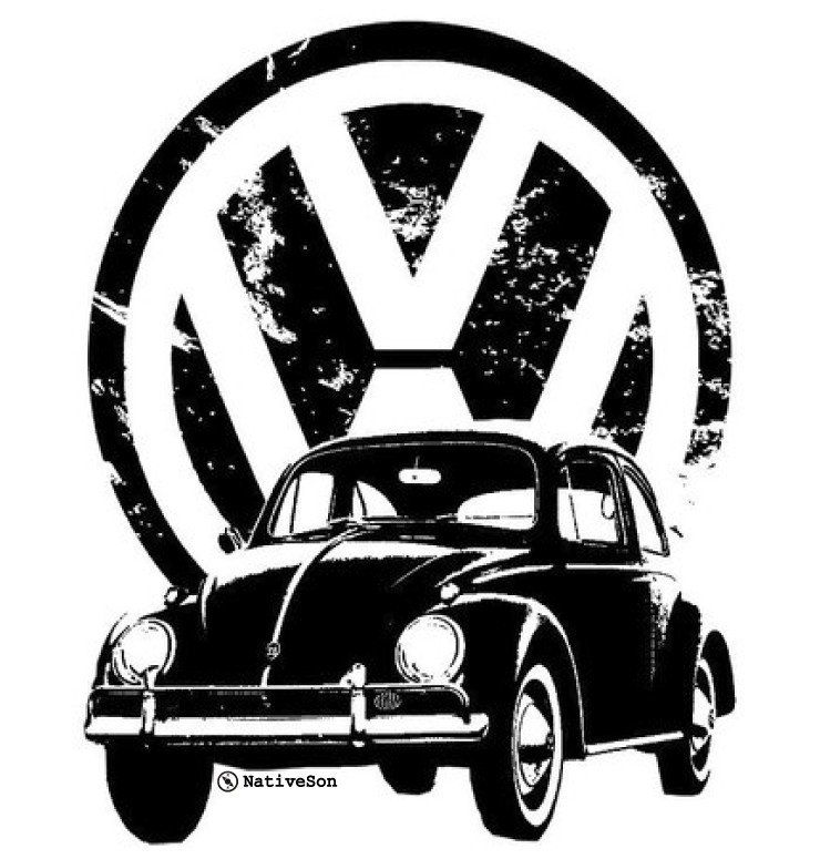 Vintage Vw Bug 120