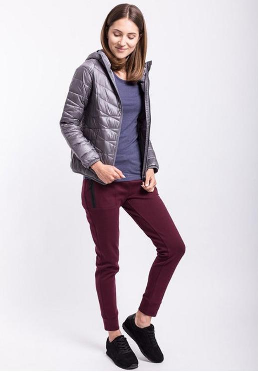Kurtka Puchowa Damska 4f Szara Kud220 28s M 7767523907 Oficjalne Archiwum Allegro Outerwear Fashion Pants