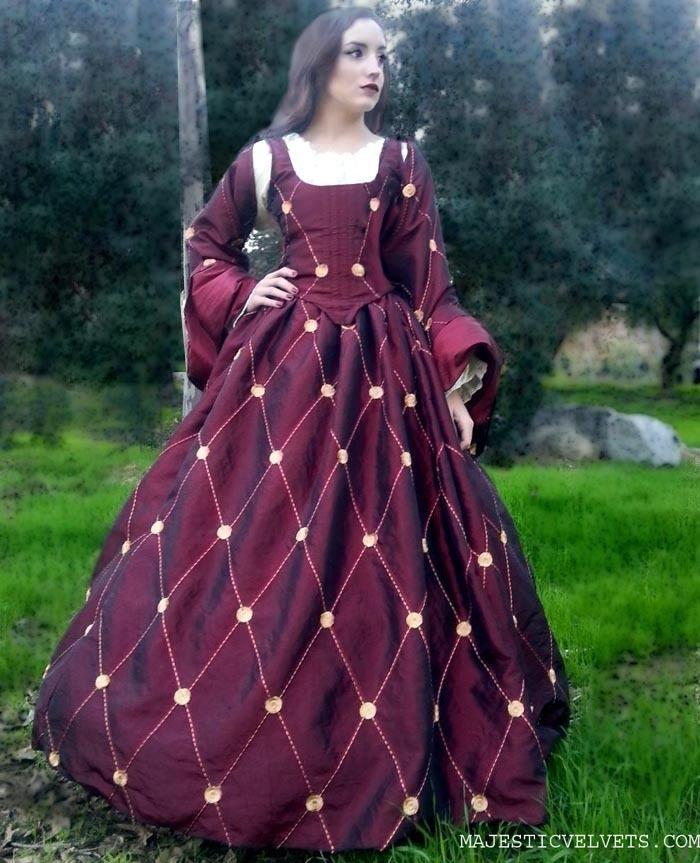 Asombroso Vestidos De Dama Steampunk Motivo - Ideas para el Banquete ...
