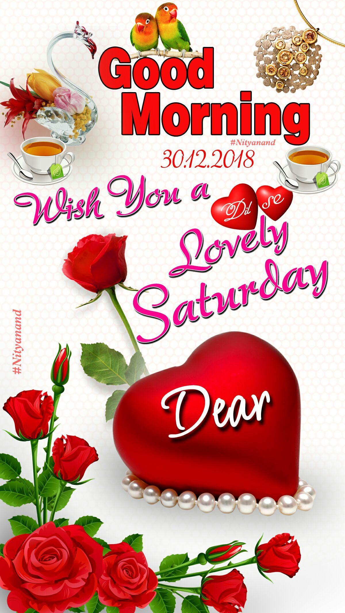 - ShareChat | Good morning saturday, Saturday