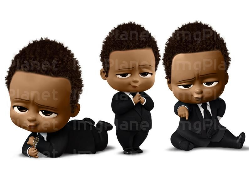 African American Boy Baby Clipart Birthday Baby Png Images Etsy Clip Art African American Boys Scrapbook Party