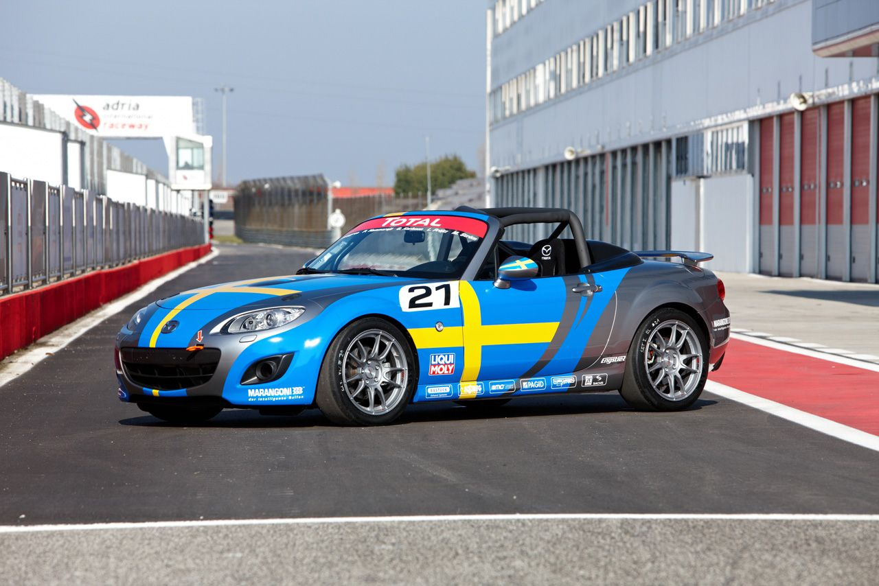 Pinned by http://FlanaganMotors.com. Mazda MX-5 Open Race, Car ...