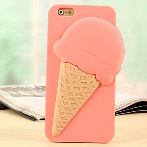coque iphone 6 glace 3d