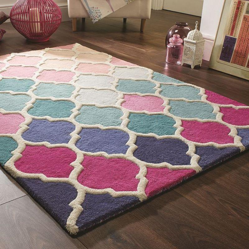 rose rosella flair rugs 80x150