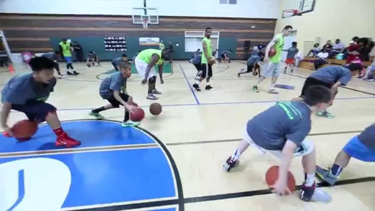 Basketball Training: SkillsFactory OutWork Clinic I #Basketball #Drills ...