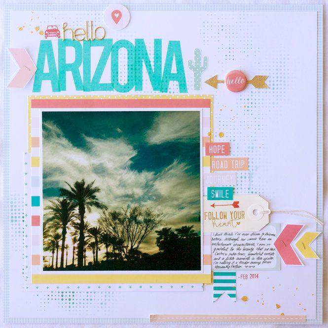 Layout: Hello Arizona
