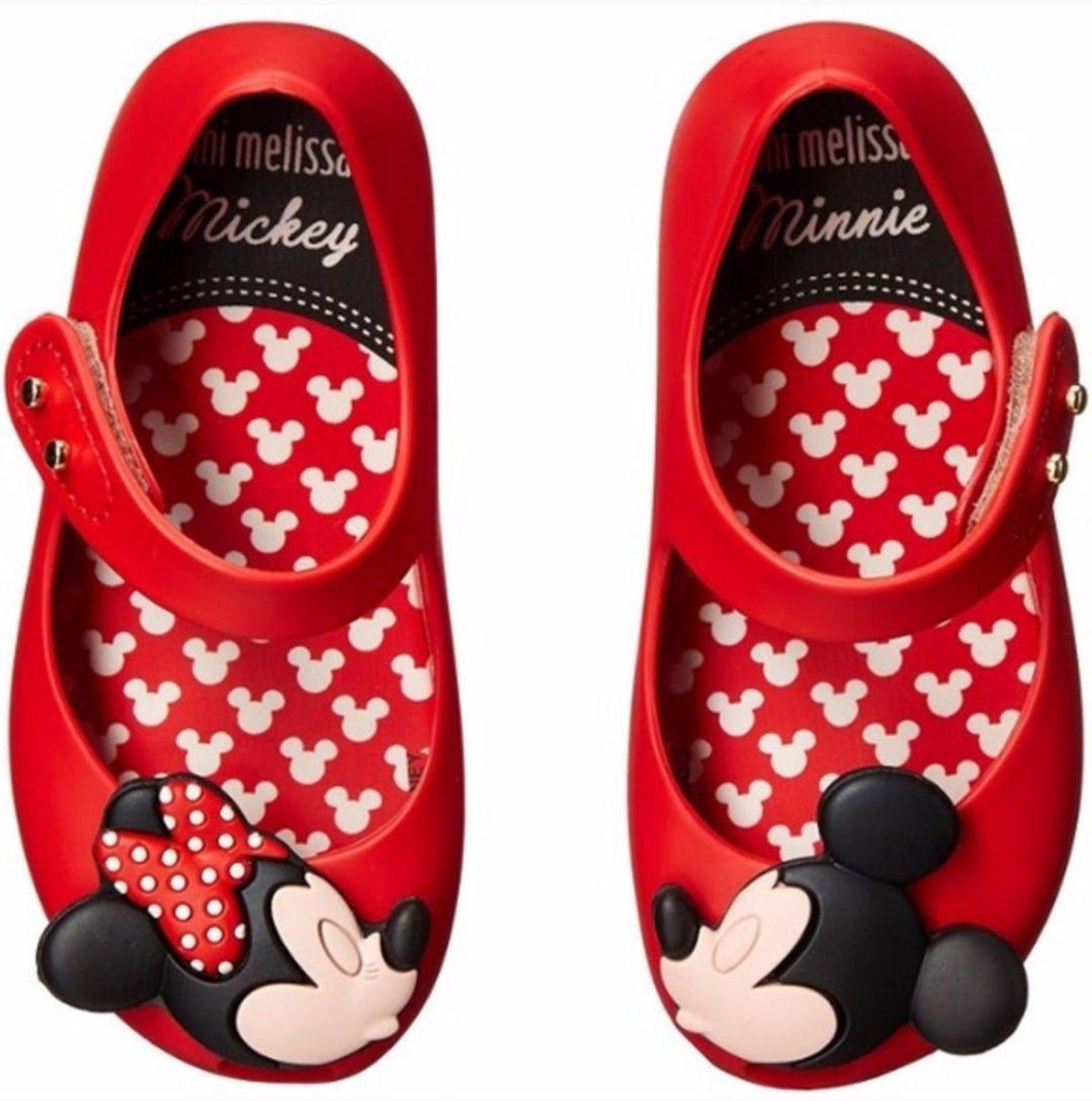 Disney Mary Jane Flat Mini Melissa Kids Mini Ultragirl