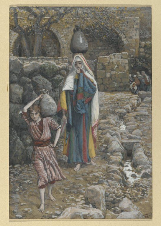 Category:The Life of Jesus Christ by James Tissot - Wikimedia Commons