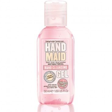 A Fresh Fruity Floral Scented Antibacterial Gel With Natural