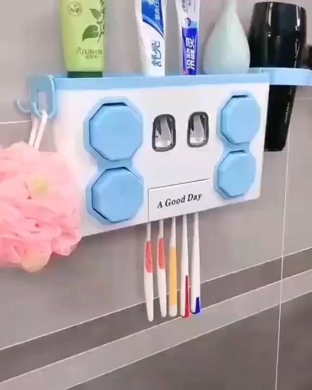 Bathroom organizer 😂