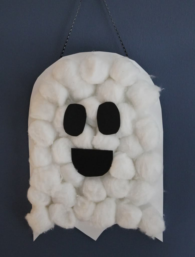 Inexpensive and easy craft that even 18 month olds can do craft explore halloween ghosts kids halloween crafts and more jeuxipadfo Choice Image