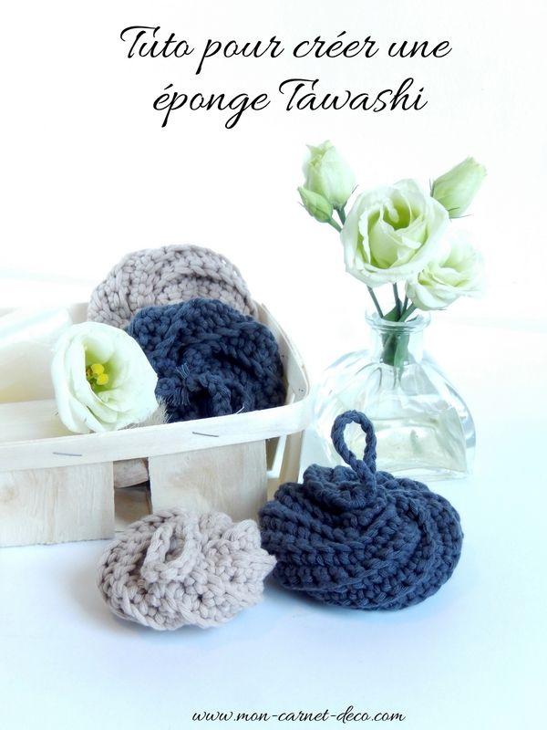 diy eponge tawashi 3   ✓ Green Yourself   Pinterest