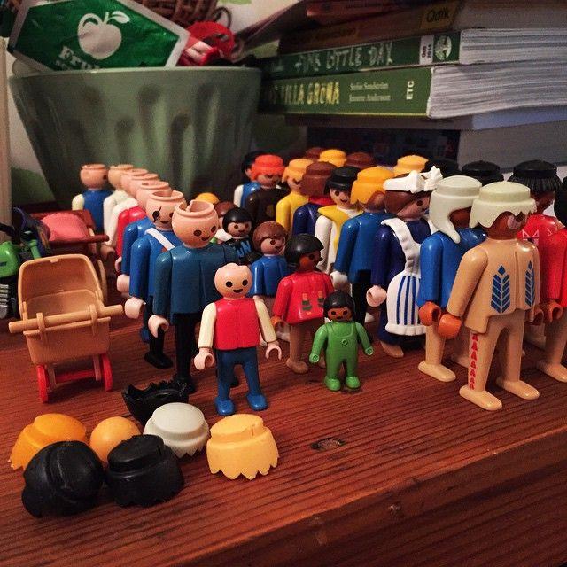 inventering pågår #playmobil