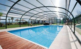 Coberturas para piscina altas curvas projekty do wypr bowania pinterest piscinas curvas y - Piscinas altas ...