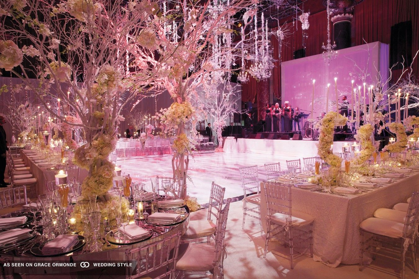 interfaith luxury real wedding at cipriani 42nd street in new york ...