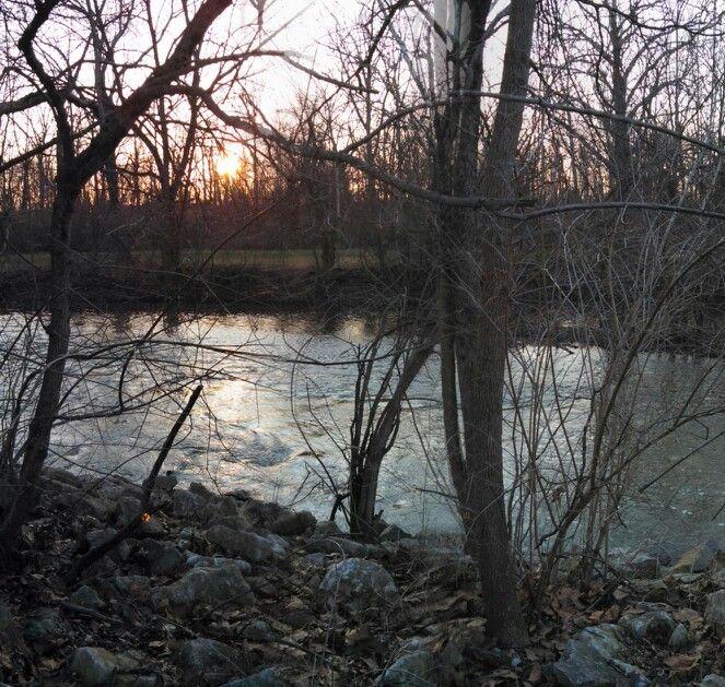 Water like Grace  Creekside, Gahanna, OH