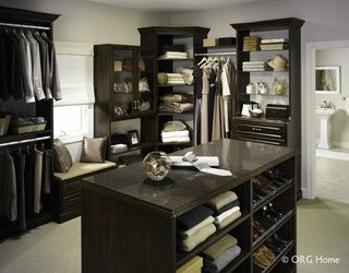 Small Walk In Closet With Desk   Nj Closet Organizers Custom Closet Design New  Jersey Custom Closets Northern New Jersey Closet Systems NJ Custom Desk Bed  ...