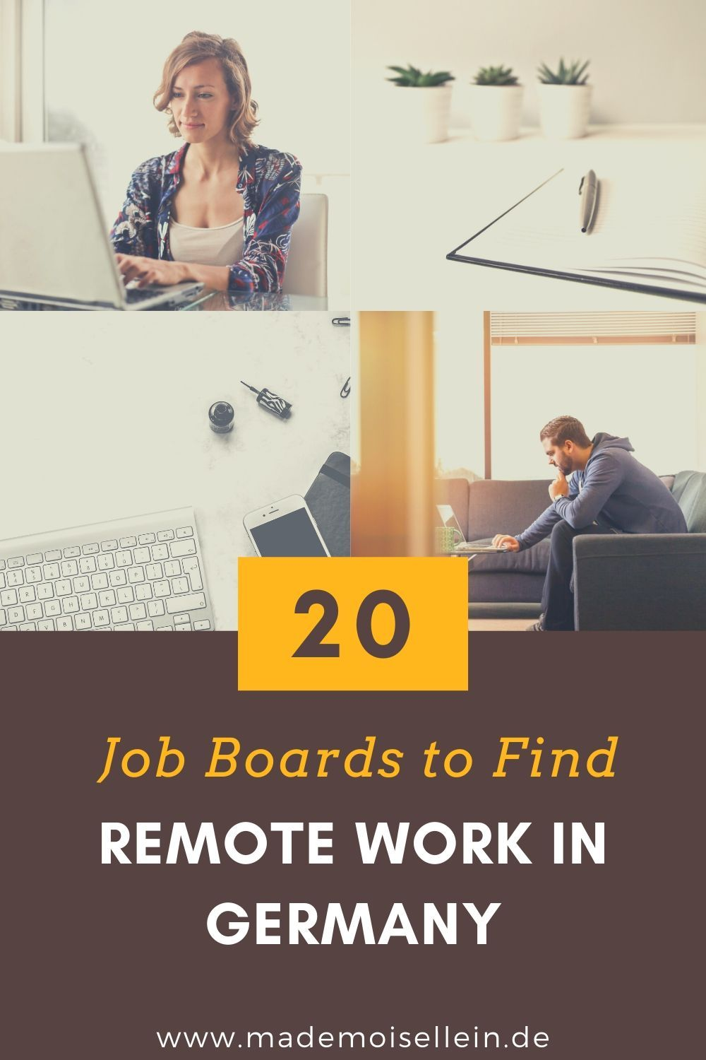 20 Websites to Find Remote Work in Germany Mademoiselle