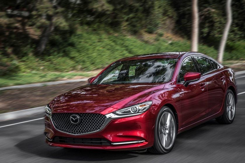 Mazda 6 All Wheel Drive Мазда Автомобиль будущего Автомобили