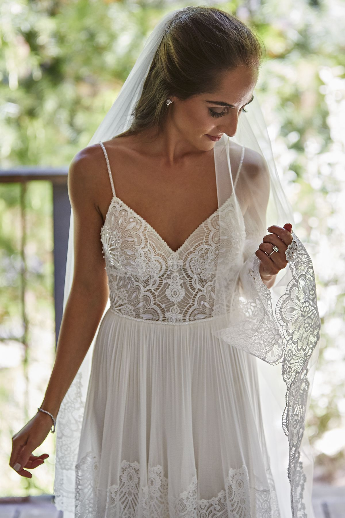 Lilian by flora bridal i romantic wedding dress i boho wedding