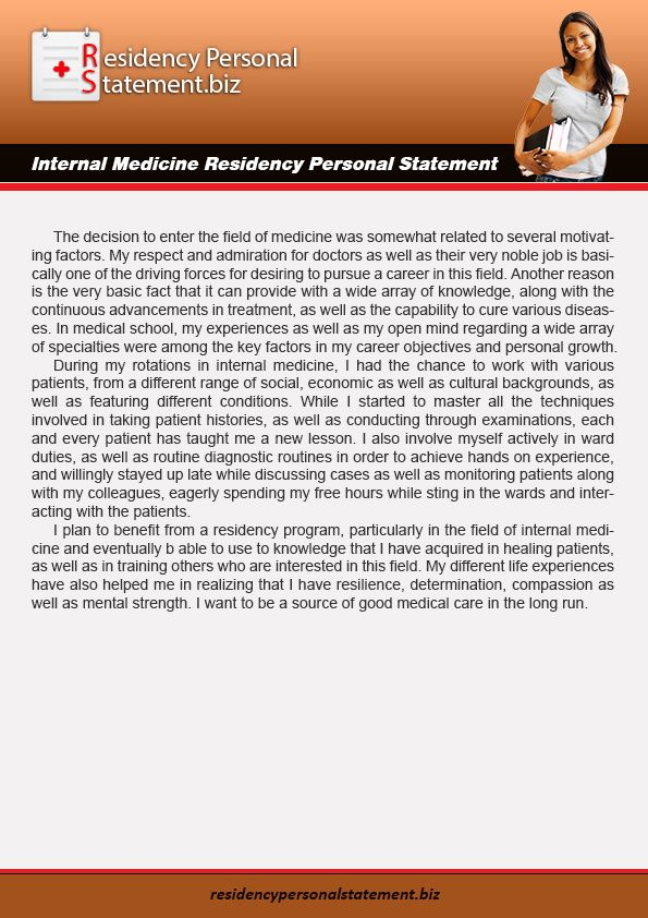 We provide an internal medicine personal statement for the - pediatric hematology oncology physician sample resume