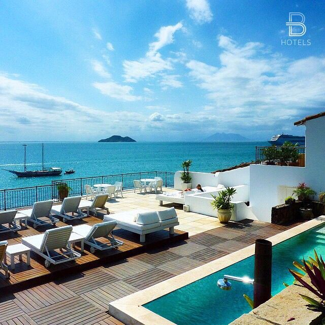 Buzios, Brazil ☀️ beautifulhotels Hotel casas_brancas