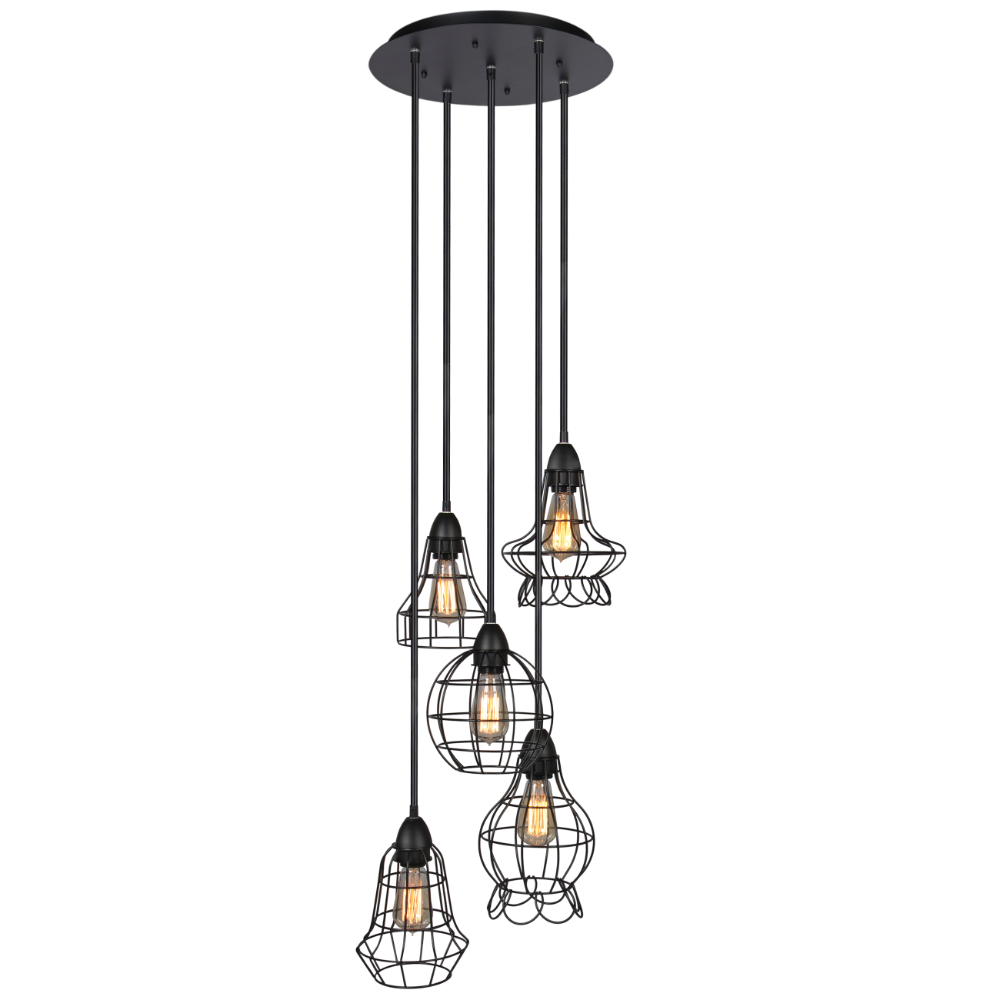 Home In 2020 Cage Pendant Light Pendant Light Fixtures Hanging Light Fixtures