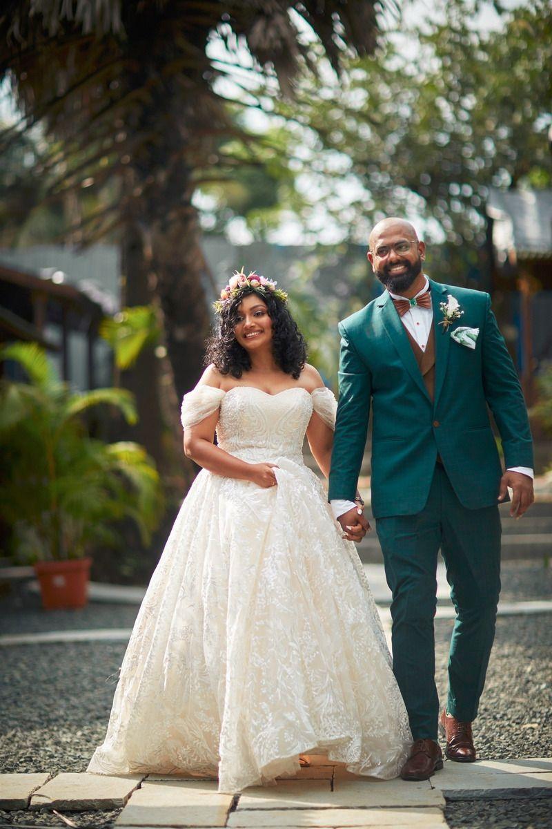 Mumbai Wedding Kitschy Wedding Real Wedding