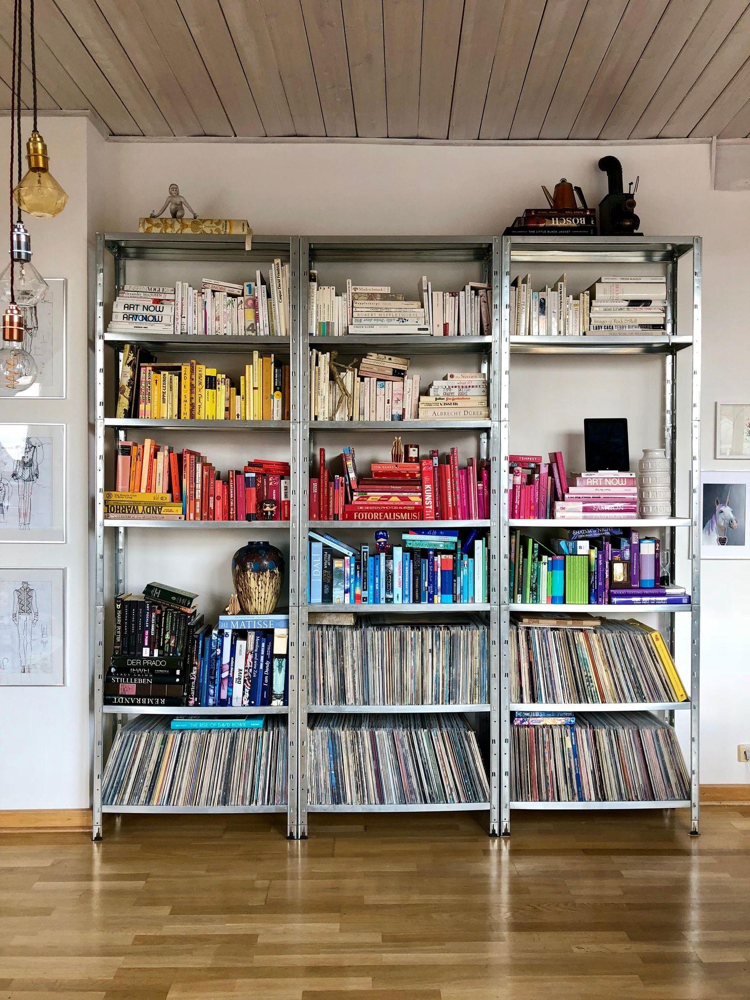 Ideen und Inspirationen für dein Bücherregal Seite 35