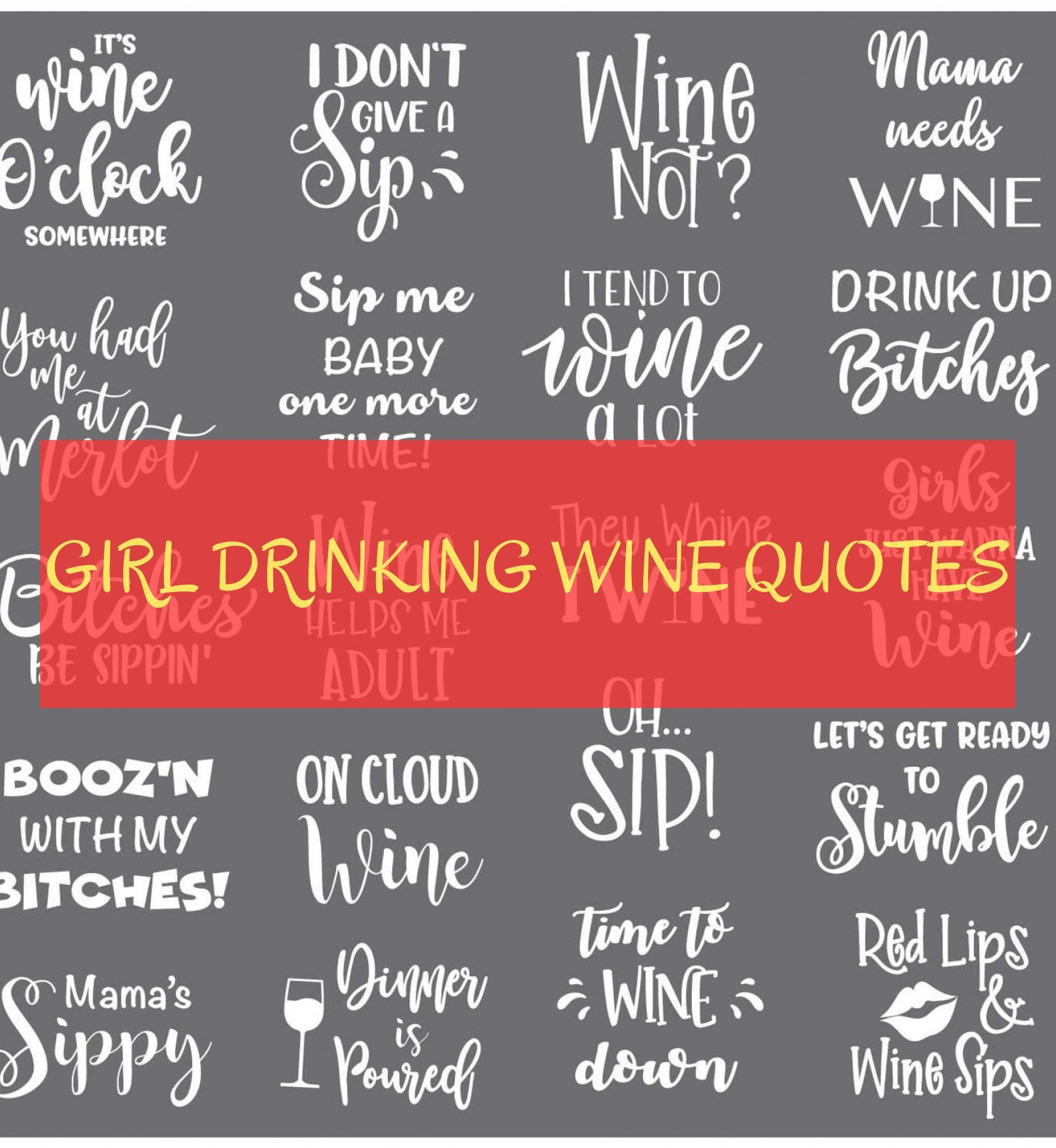 Girl Drinking Wine Quotes Madchen Wein Zitate Trinken Wine Quotes Wine Drinks Drinking Quotes