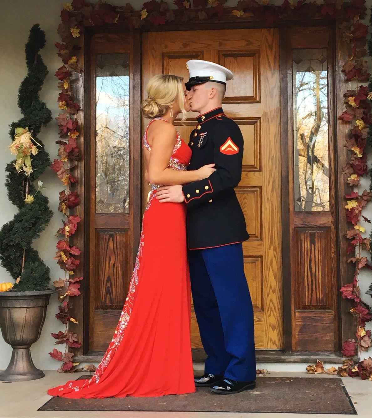 Dress up laundry kebon jeruk - Marine Corps Ball 2015 So Thankful For My Marine Boyfriend Marinecorps