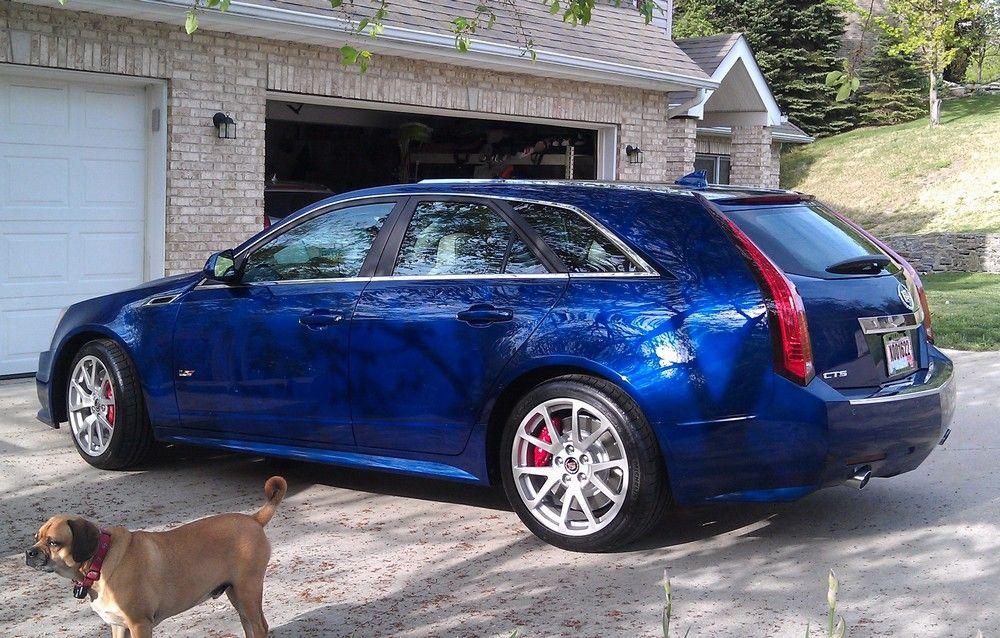 Pin on Cadillac CTSV Wagon