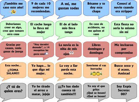 Frases Para Photocall Letreros Divertidos Para Fiestas