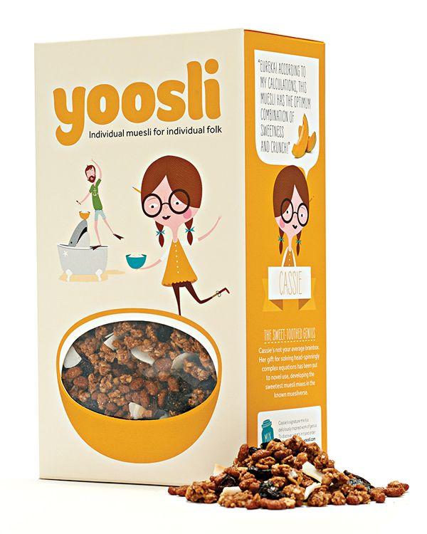 Yoosli designed by Together