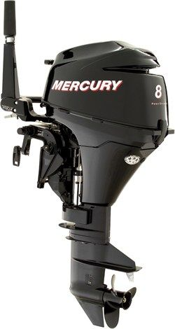 Mercury 8 Hp Outboard Boat Motors Outboard Motors